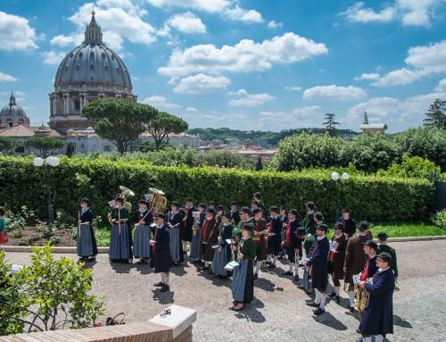 Fronleichnam im Vatikan