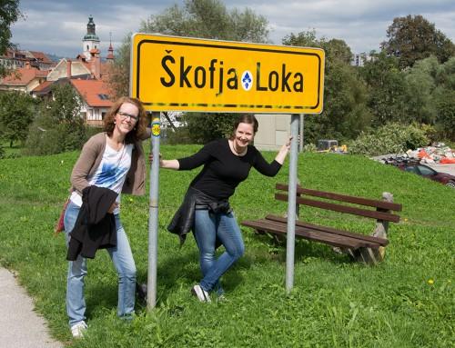 Partnerschaftsbesuch in Slowenien