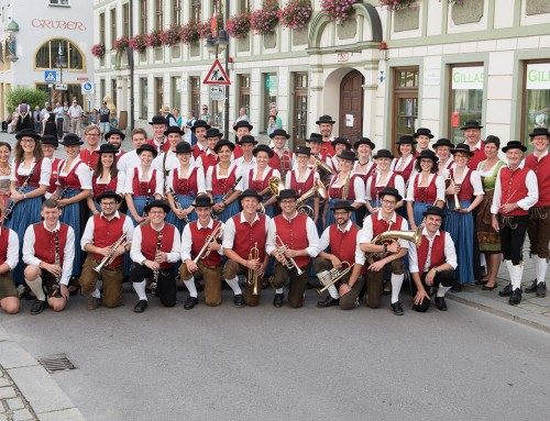 Stadtkapelle Freising feiert Jubiläum mit großem Konzert