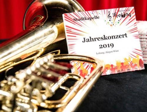 Absage des Jahreskonzertes der Stadtkapelle Freising